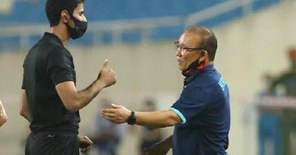 VFF gửi thư lên FIFA: 'Trọng tài không quyết định chính xác, ảnh hưởng đến kết quả trận Việt Nam - Australia'