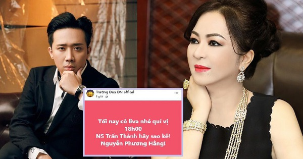 Luật sư: Bà Phương Hằng treo thưởng 50 tỷ, Trấn Thành đã sao kê thì có quyền nhận được tiền?