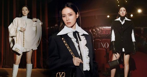 Son Ye Jin đẹp ngất ngây trong loạt ảnh mới: Mặt đẹp sang chảnh như tài phiệt, nhìn xuống chân dài nuột nà còn choáng hơn
