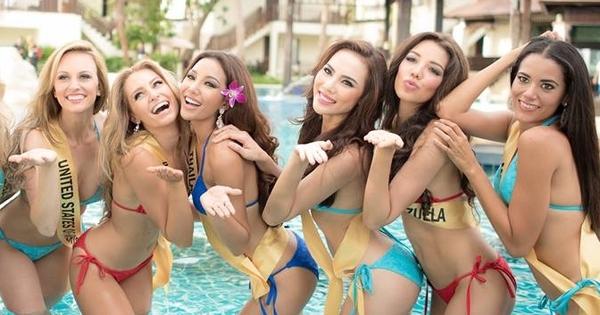 Trình diễn bikini, đại diện Việt Nam được đánh giá cao tại Miss Grand International