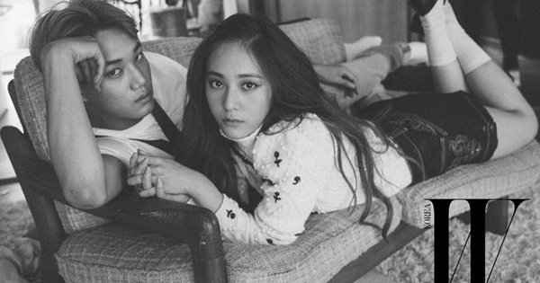 Chụp ảnh Th 226 N Mật Với Kai Exo V 224 Taemin Krystal Bị Chỉ