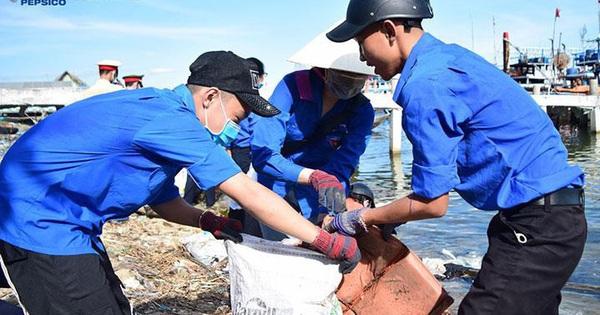 Suntory PepsiCo Việt Nam thúc đẩy văn hóa tái chế bao bì vì một Việt Nam xanh - sạch - đẹp