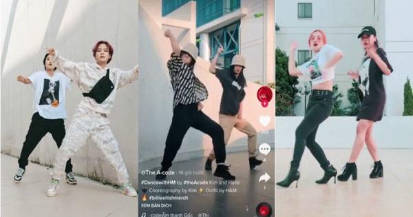 Giới trẻ Gen-Z đồng loạt diện đồ chất, ''quẩy'' nhạc tại nhà cùng hashtag #DancewithHM, có trào lưu gì sắp lộ diện đây nhỉ?