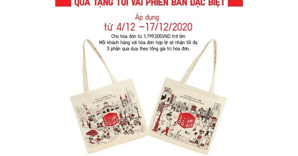 UNIQLO mang nhiều ưu đãi cho khách hàng kỷ niệm một năm đến Việt Nam