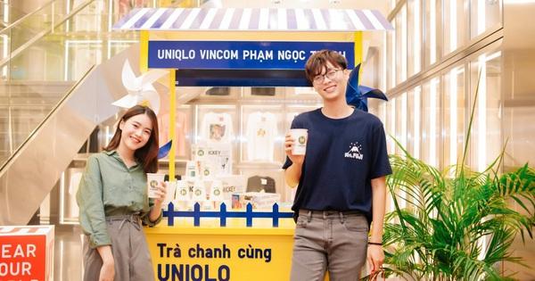 """Phố phường Hà Nội có cực nhiều tọa độ """"hot"""" nhưng UNIQLO Phạm Ngọc Thạch cũng vừa góp vui thêm một góc cực """"độc'' bạn đã biết chưa?"""