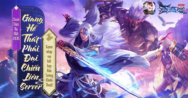 """Game thủ Tân Thần Điêu VNG được kết hôn, """"quẩy"""" Liên server và chơi môn phái mới Độc Cô từ ngày 29/5"""