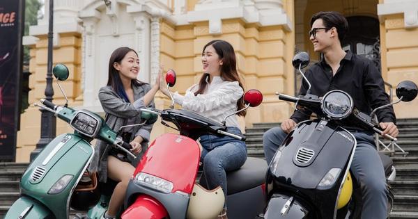 Hãng xe máy điện Dibao cho ra mắt dòng xe 50cc tay ga hứa hẹn gây sốt
