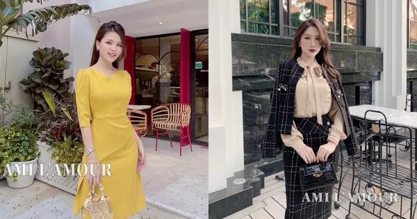 Ami L''amour - Sự lựa chọn yêu thích của các quý cô công sở