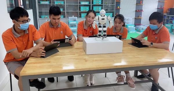 Chương trình STEM mới tại trường quốc tế Singapore Đà Nẵng