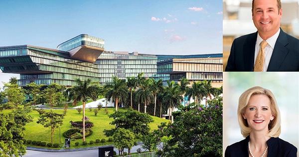 Marriott International bổ nhiệm giám đốc điều hành...