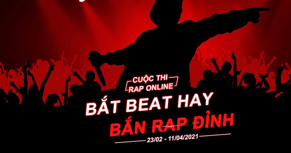"""""""Bắt beat hay, Bắn rap đỉnh"""" - AMD khởi động cuộc thi rap cực chất trên toàn quốc"""