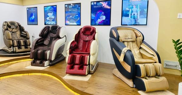 Bí quyết thành công của thương hiệu ghế massage Azaki