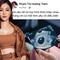 HOT: Hương Tràm khoe ảnh siêu âm đúng 0h ngày sinh nhật, xác nhận mang thai sau 2 năm du học Mỹ?