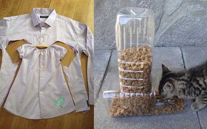 Học ngay 14 mẹo tái chế đồ cũ cực sáng tạo để sống xanh khi ra Tết