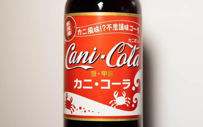 Người Nhật review Coca vị cua: Không bị tanh, giống Coca-Cola thường pha chút hải sản