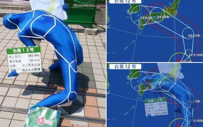 Thanh niên Nhật biến mình thành siêu bão Jongdari, thổi bay toàn bộ đối thủ trong ngành cosplay