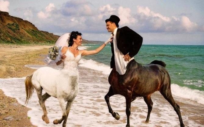 Những bức ảnh cưới xấu đến phát hờn khiến cô dâu chú rể nhìn xong là muốn huỷ luôn đám cưới