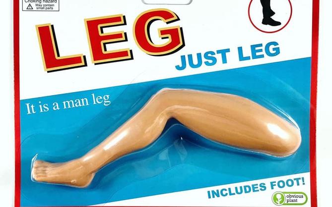 Công ty tấu hài cực mạnh vì chỉ sản xuất những món đồ chơi không ai hiểu nổi