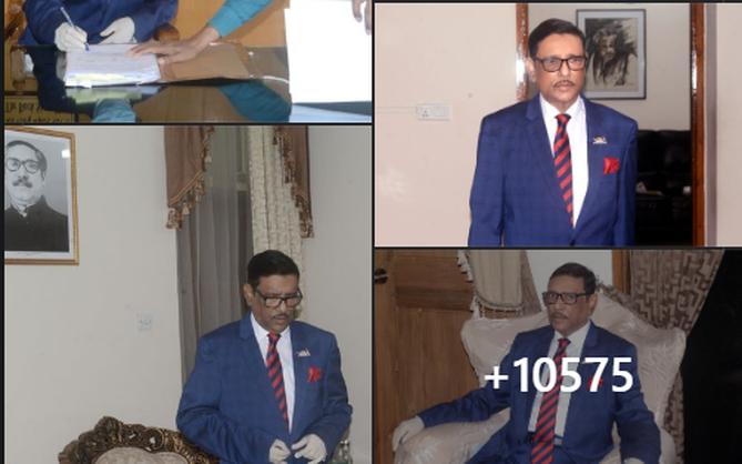 Bộ trưởng Bangladesh là người mê chụp ảnh nhất quả đất: Đăng một phát 10.575 bức ảnh, hằng ngày up chơi chơi chục tấm