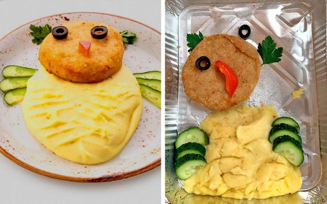 Những pha quảng cáo một đằng, đồ ăn một nẻo của các nhà hàng khiến thực khách giận tím người