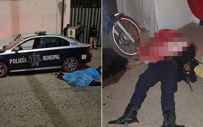 """Thực tại """"đảo ngược"""" ở Mexico: Băng đảng ma túy đi truy bắt cảnh sát vì dám... truy bắt chúng"""