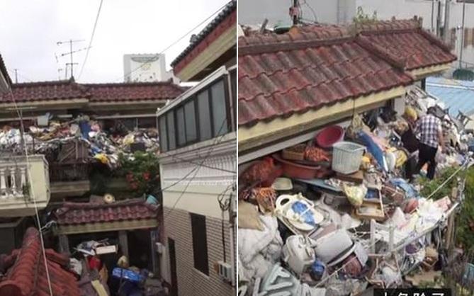 Cụ già tích trữ... 150 tấn rác làm của để dành cho con trai vì sợ sau khi qua đời không ai chăm sóc anh