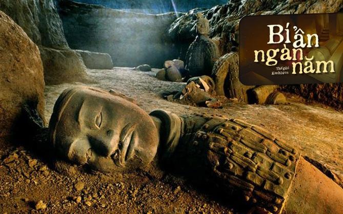 3 ngôi mộ Hoàng đế thần bí nhất lịch sử Trung Quốc: Một cái không dám đào, một cái không biết chỗ đào và một cái không thể đào