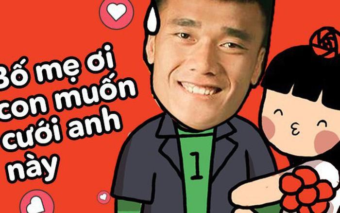 """Tự động đổ """"rầm rầm"""" trước các chàng trai U23 Việt Nam, nhưng chị em có biết yêu """"sao"""" khổ thấu trời xanh không?"""