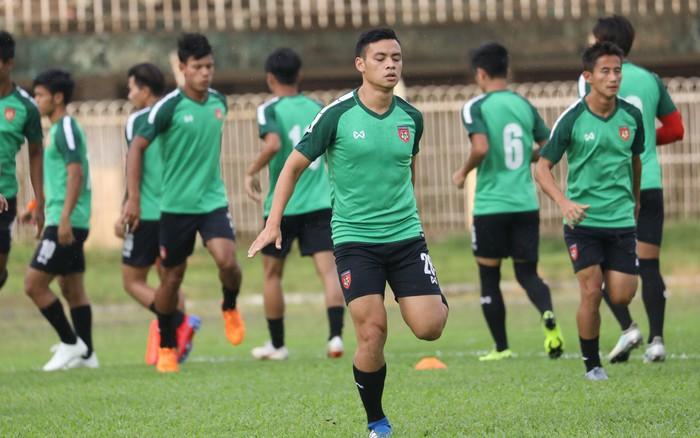 Chủ nhà Myanmar đánh lạc hướng truyền thông Việt Nam trước cuộc so tài ở AFF Cup 2018 -