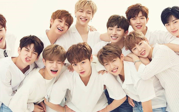 Kết quả hình ảnh cho Wanna One