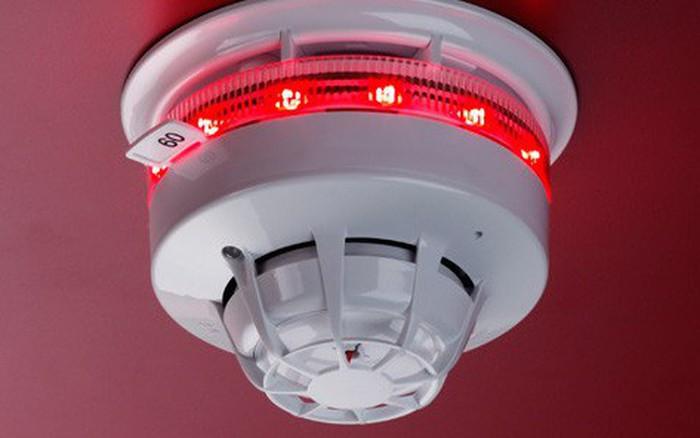 Kết quả hình ảnh cho Hệ thống báo cháy tự động làm việc ra sao?