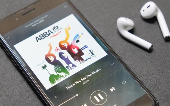 musica su ipod da spotify