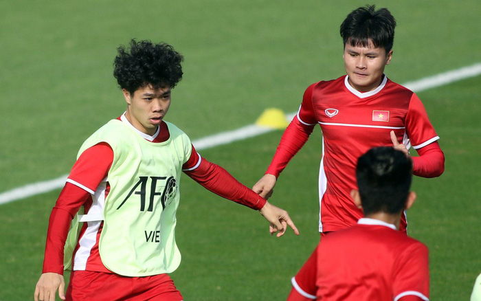 Hướng tới World Cup, tuyển Việt Nam lần đầu tiên áp dụng công nghệ hiện đại này cho ...
