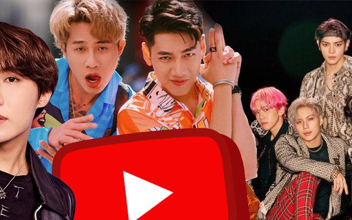 """Thử so lượt xem """"Em Gì Ơi"""" của Jack & K-ICM với các MV Kpop mới nhất"""