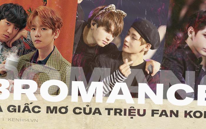 Những cặp bromance là niềm hy vọng của hàng triệu fan Kpop: Thả thính, tình tứ ...
