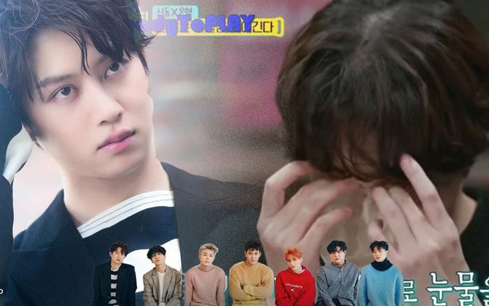 Heechul bật khóc khi chia sẻ ý định bỏ mộng idol do chấn thương