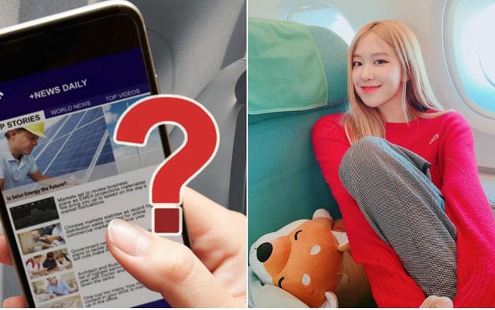 Tại sao đi máy bay luôn được thông báo phải tắt điện thoại hoặc chuyển sang chế độ ...