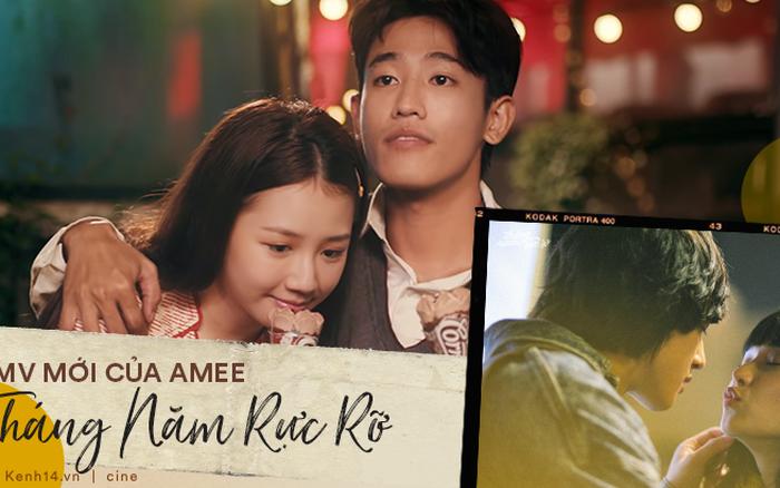 """Mọt phim mê """"Tháng Năm Rực Rỡ"""" xem liền tay MV mới của Amee: Hội chị em bạn dì y ..."""