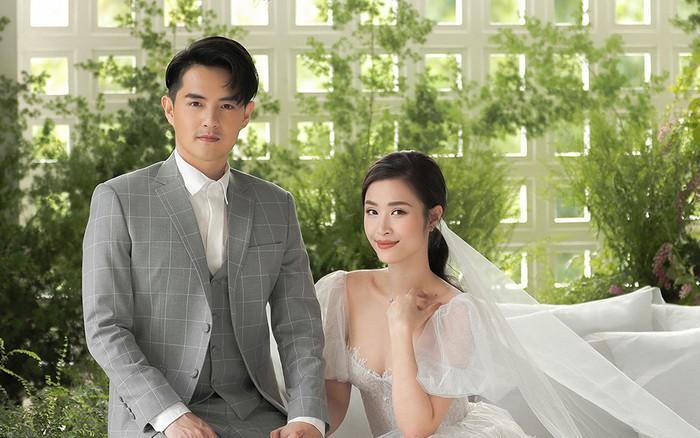 HOT: Đông Nhi - Ông Cao Thắng tung trọn bộ ảnh cưới đẹp long lanh trước ngày chính ...