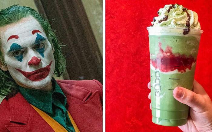 Phát hiện đồ uống mới trong menu bí mật của Starbucks lấy cảm hứng từ Joker, nhưng cách ...