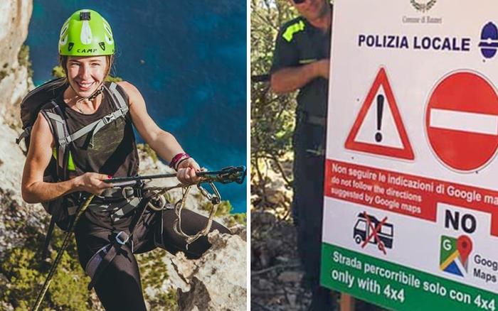 """Thị trấn ở Ý """"thỉnh cầu"""" du khách không sử dụng Google Maps vì có thể nguy hiểm ..."""