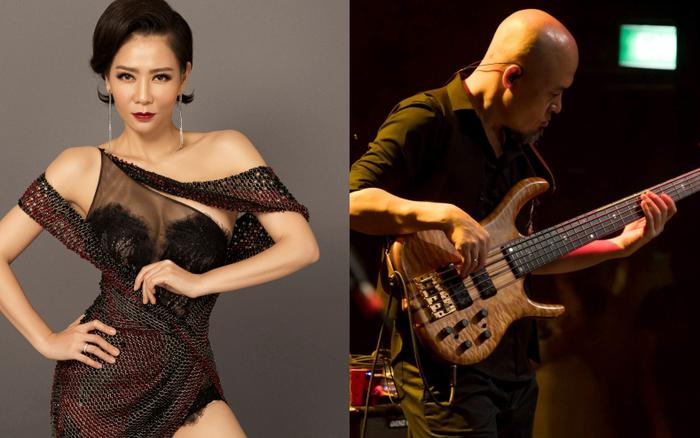 Thu Minh bất ngờ gia nhập một ban nhạc mới, debut tại sân khấu âm nhạc chuẩn quốc tế