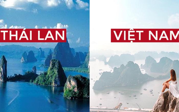Phát hiện thú vị: Ở nước ngoài có 2 địa điểm giống với của Việt Nam đến lạ, nhìn ...