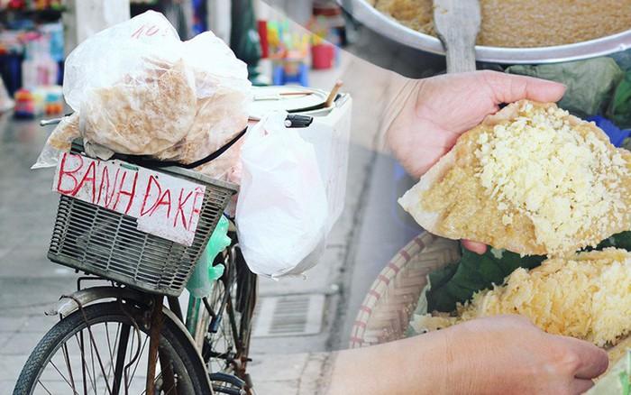"""Bánh đa kê - giữa lòng Hà Nội vẫn còn những chiếc xe đạp """"cà ..."""