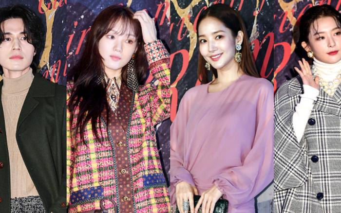 Park Min Young đọ sắc nàng cử tạ tại sự kiện