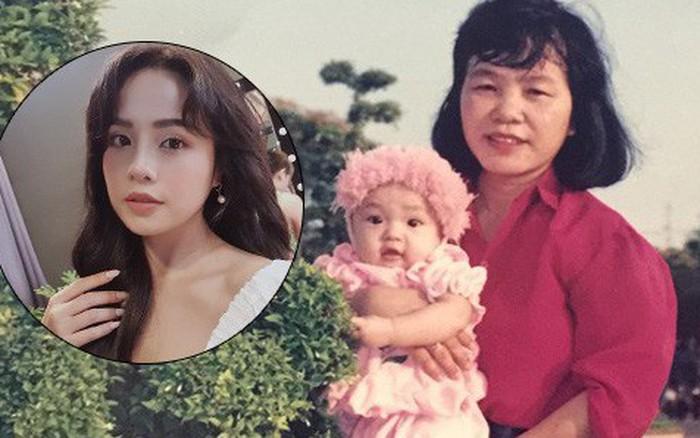 Đón 20/10 trong cô đơn, Thái Trinh viết tâm thư gửi người mẹ đã khuất tròn ...