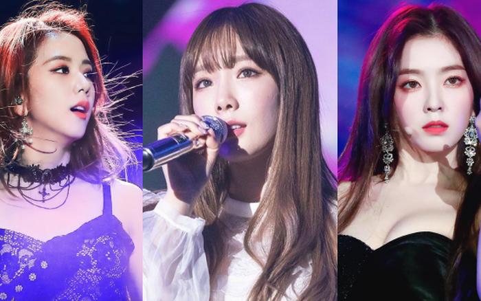 Tranh cãi top 30 nữ idol hot nhất tháng 10: BLACKPINK tụt hạng thê thảm, dẫn đầu là ...