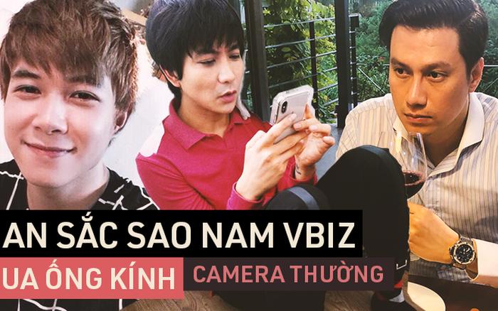 Nhan sắc thật sao nam Vbiz qua camera thường: Hiếm người giữ trọn vẻ điển trai, gây tranh cãi ...