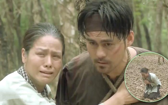 """Tiếng Sét Trong Mưa tập 43: Con trai sắp bị bắn vỡ sọ, """"mẹ mìn"""" Thị Bình vẫn cố ..."""