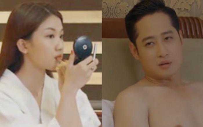 Preview Hoa Hồng Trên Ngực Trái tập 24: Lên giường với lính của Thái, Trà ...